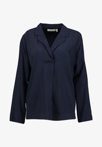 InWear - LOUISIW BLOUSE - Bluse - marine blue - 3