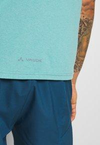 Vaude - ME CYCLIST  - T-Shirt print - lake - 4