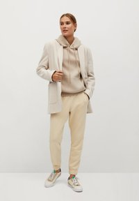 Mango - COLONIA-I - Manteau court - beige - 1
