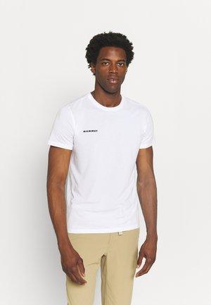 LOGO - T-shirt med print - whiteprint