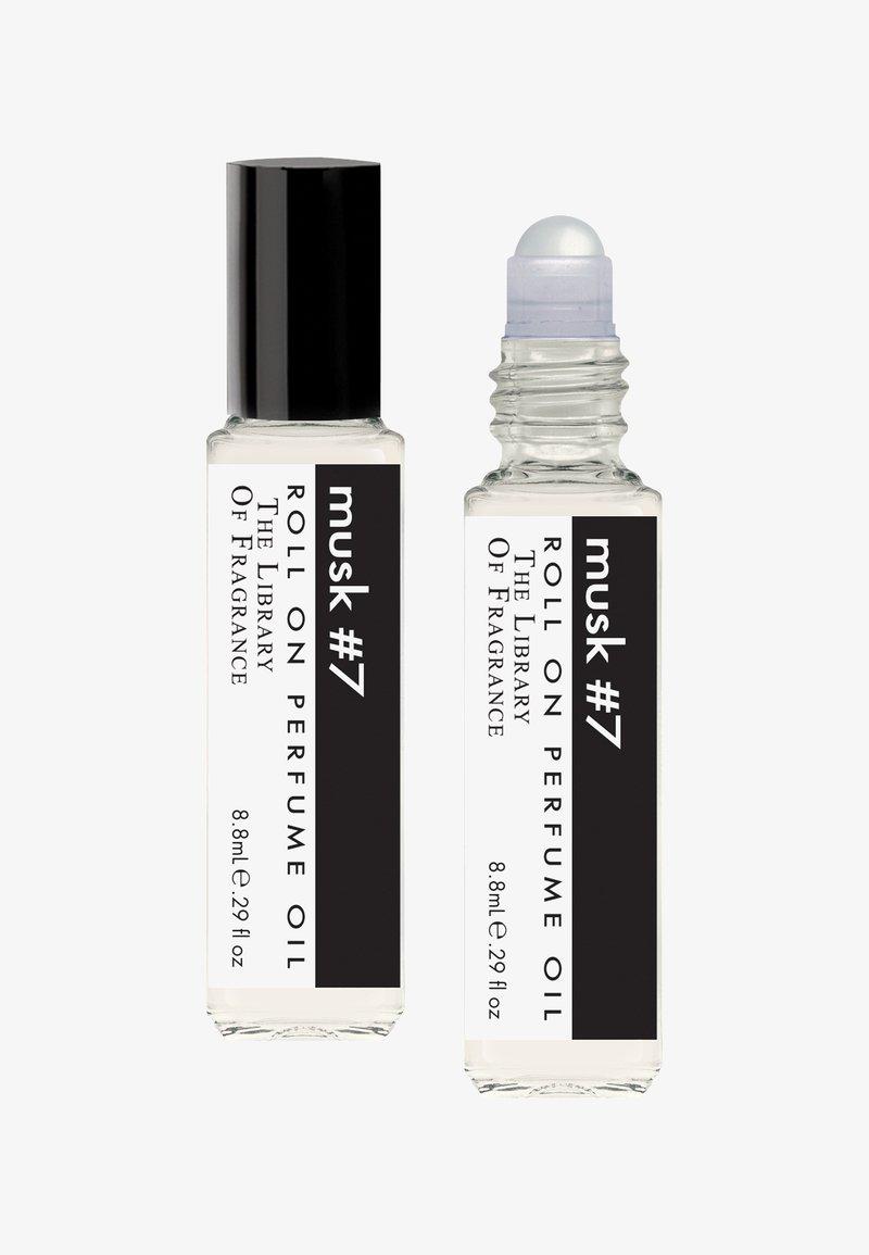 The Library of Fragrance - ROLL ON PERFUME  - Eau de Parfum - musk #7