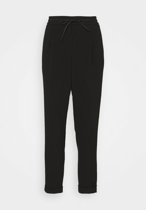 MIEKA - Trousers - black