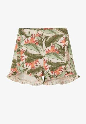 Shorts - peach whip