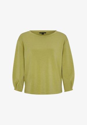 Sweatshirt - spring green
