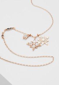 Swarovski - SYMBOL PENDANT STAR  - Ketting - rosegold-coloured - 5
