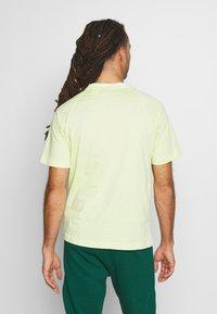 adidas Performance - Print T-shirt - yeltin - 2