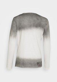Key Largo - CHALLENGER ROUND - Maglietta a manica lunga - silver - 7
