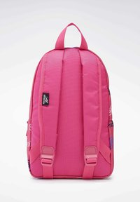 Reebok Classic - ALLOVER PRINT BACKPACK SMALL - Tagesrucksack - pink - 1