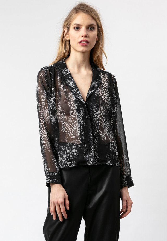 MARBLE  - Blouse - animalizer print