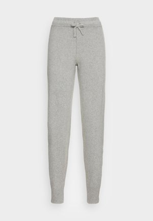 ACHILLE - Tracksuit bottoms - grey calce