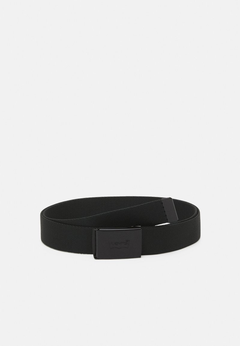 Levi's® - TONAL BATWING WEB BELT - Belt - regular black
