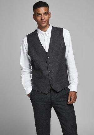 JPRTARALLO - Suit waistcoat - dark grey