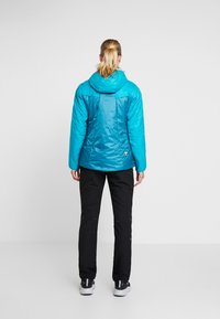 Salewa - HOOD  - Winter jacket - ocean - 2