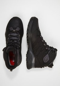 The North Face - HIKE II GTX  - Hiking shoes - black/graphite - 1