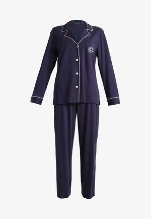 HAMMOND CLASSIC NOTCH COLLAR  - Pyjamas - windsor navy