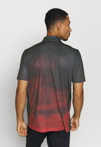 Oakley - SUNSET - Polo shirt - smoke poppy red - 2