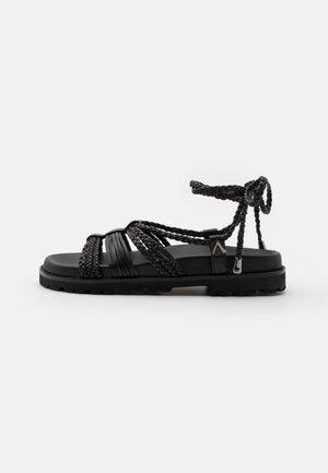 SARIAH - Sandals - black