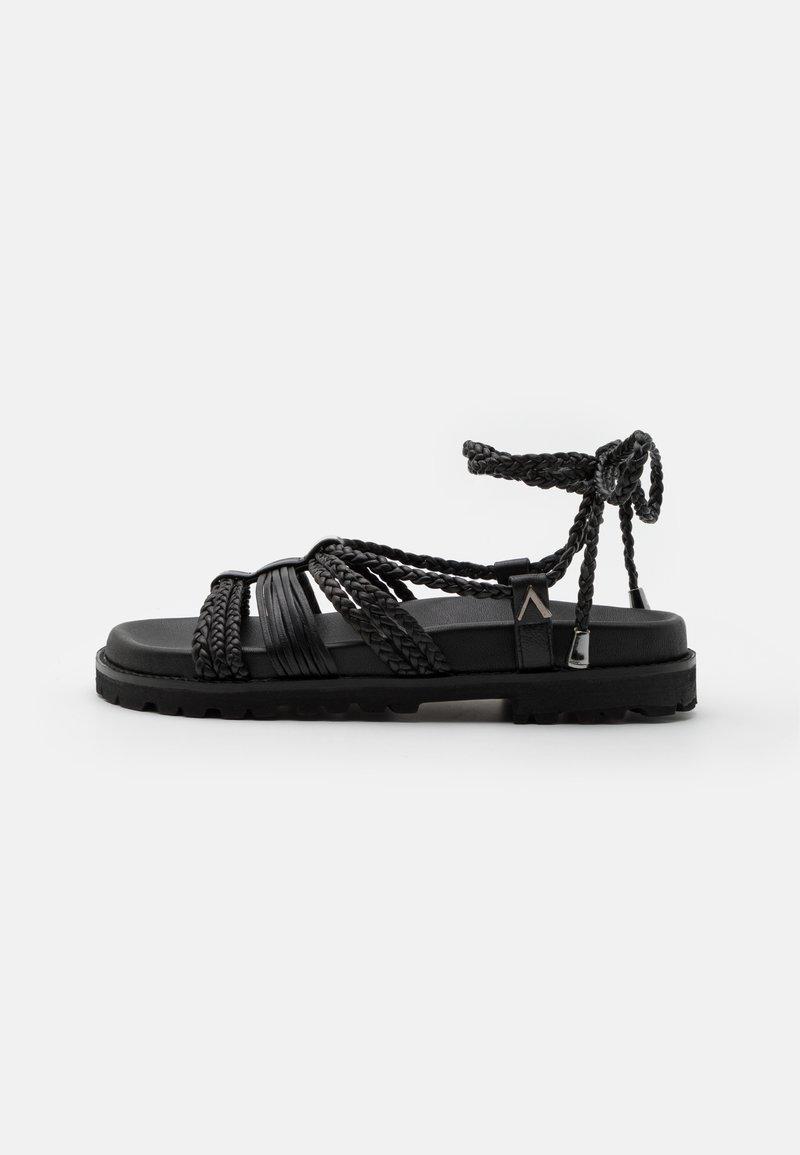 ASRA - SARIAH - Sandals - black