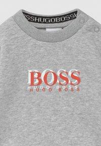 BOSS Kidswear - Mikina - gris chine - 2