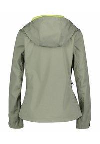 Meru - Soft shell jacket - khaki - 3