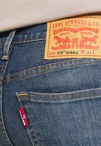 Levi's® Extra - 519™ EXT SKINNY HI-BALLB - Jeans Skinny Fit - tide ride - 4