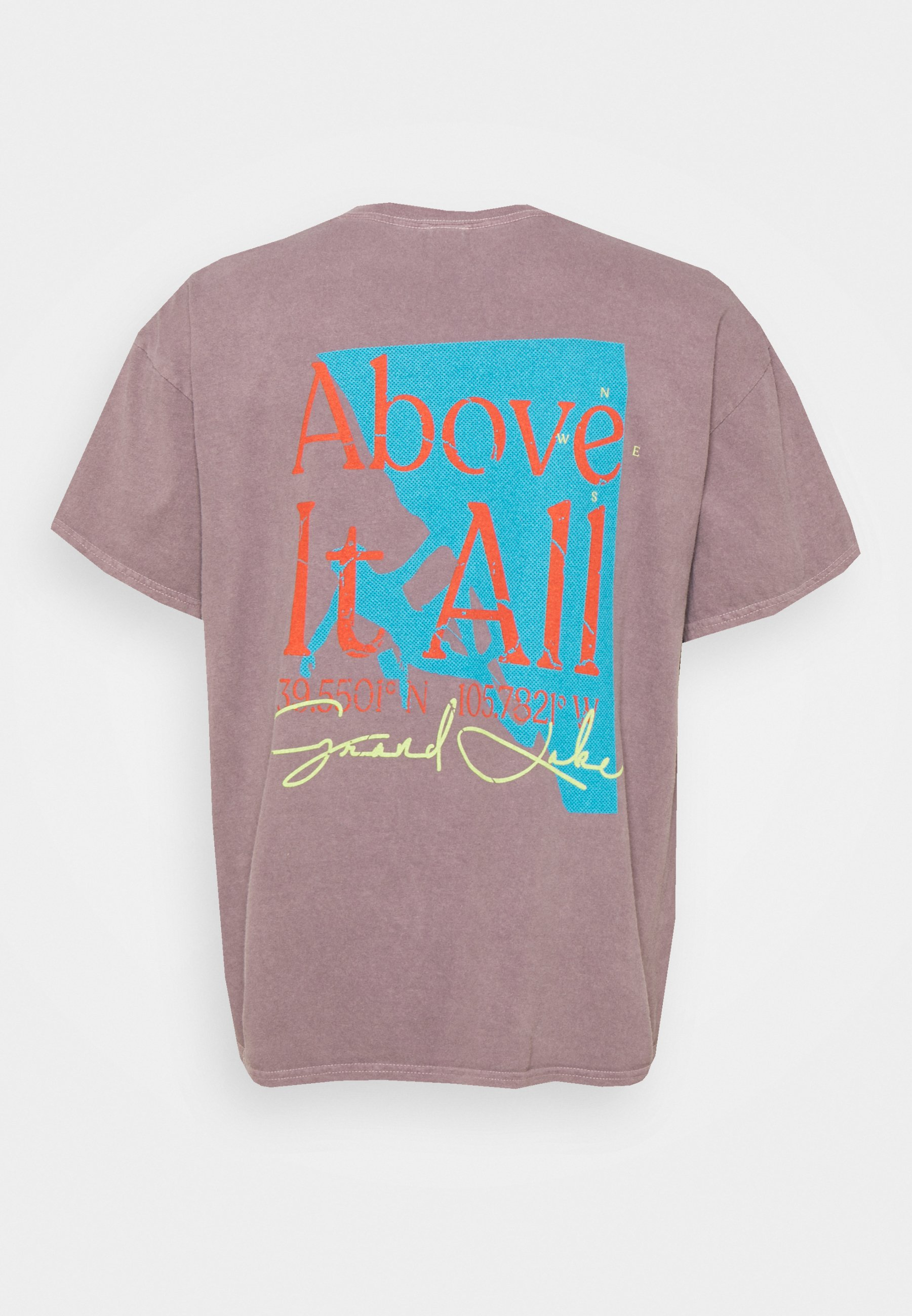 Herren TAKE A HIKE TEE UNISEX  - T-Shirt print