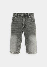 s.Oliver - Denim shorts - grey - 4