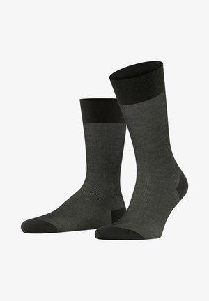 Knee high socks - black