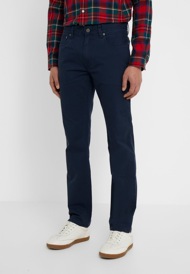 Polo Ralph Lauren - VARICK - Trousers - aviator navy