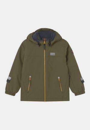 JEBEL UNISEX - Snowboardjas - dark khaki