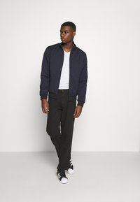 Calvin Klein Jeans - ZIP UP HARRINGTON - Bomber Jacket - night sky - 1