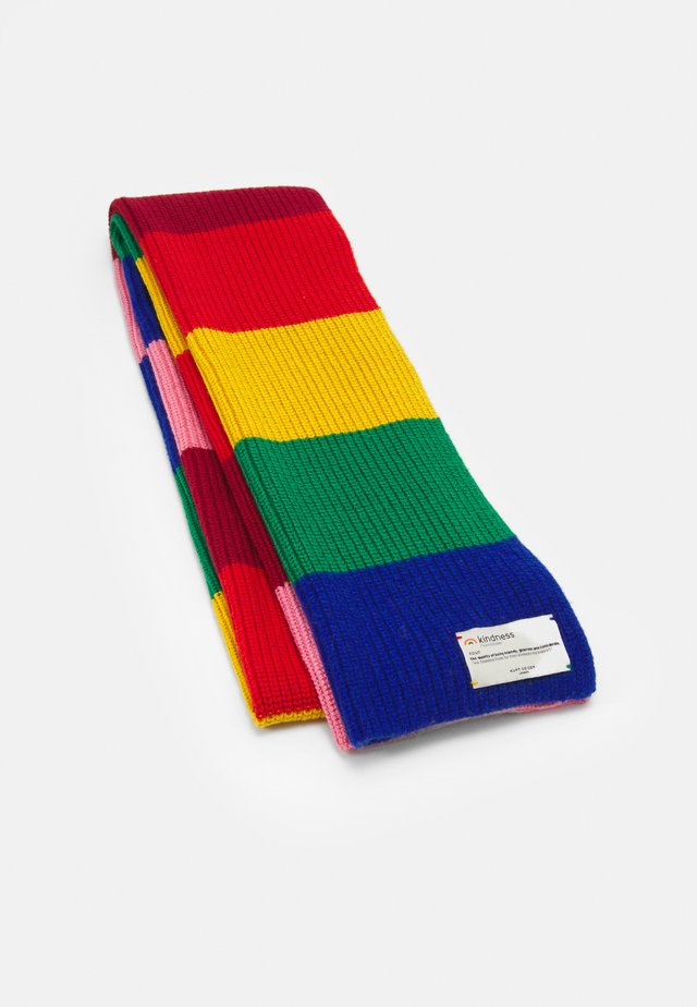 RAINBOW SCARF - Šála - multicoloured