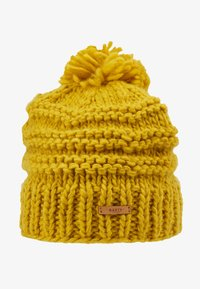 Barts - JASMIN BEANIE - Bonnet - yellow - 3