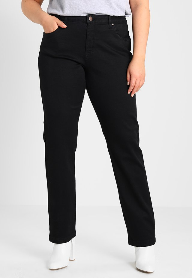 EMILY - Jeansy Slim Fit - black