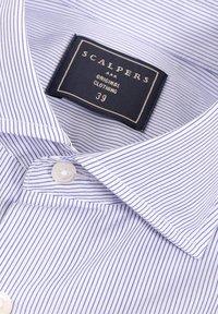 Scalpers - Formal shirt - blue stripes - 2