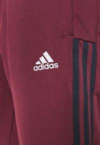 adidas Performance - SET - Trainingspak - victory crimson/legend ink - 9