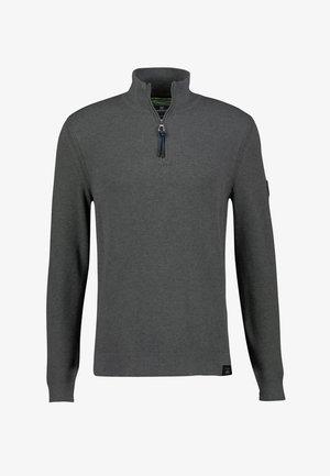 Fleece jumper - ash grey melange