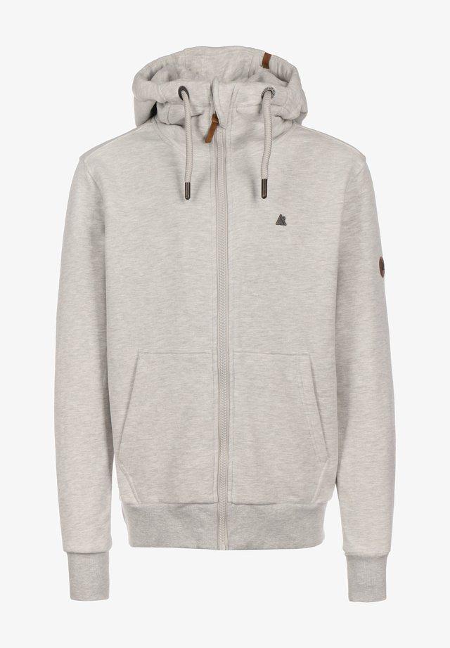 TRASHER - veste en sweat zippée - cloudy