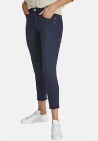 Angels - ORNELLA GLAMOUR - Slim fit jeans - dunkelblau - 0
