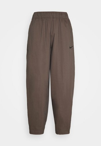 Pantalones deportivos - ironstone/black