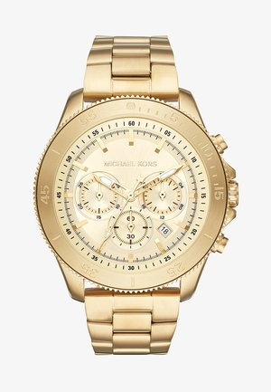 THEROUX - Zegarek chronograficzny - gold-coloured