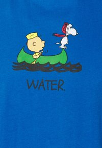Element - PEANUTS - T-shirt con stampa - imperial blue - 2