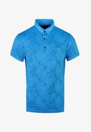 Poloshirt - cobalt