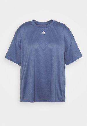TEE - Print T-shirt - orbit violet