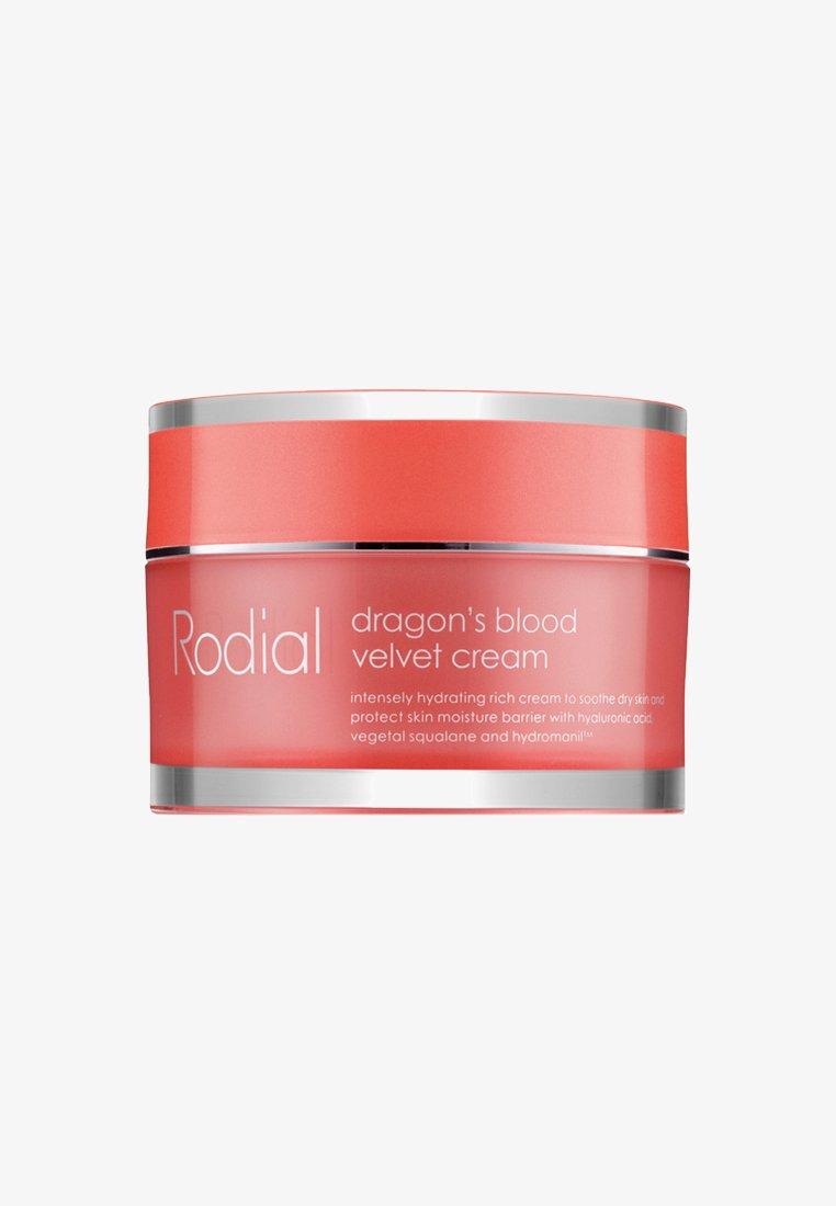Rodial - DRAGON'S BLOOD VELVET CREAM 50ML - Face cream - -