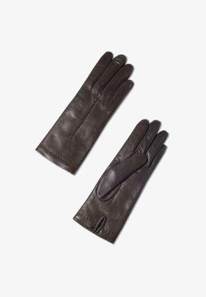 Gloves - braun mocha
