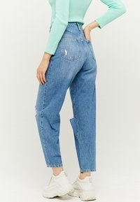 TALLY WEiJL - Relaxed fit jeans - blue - 2