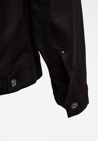 G-Star - TRUCKER - Light jacket - dk black - 2