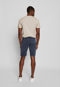 Pepe Jeans - STANLEY - Denim shorts - deep sea - 2