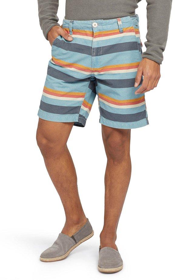 SOFIANE - Shorts - blue